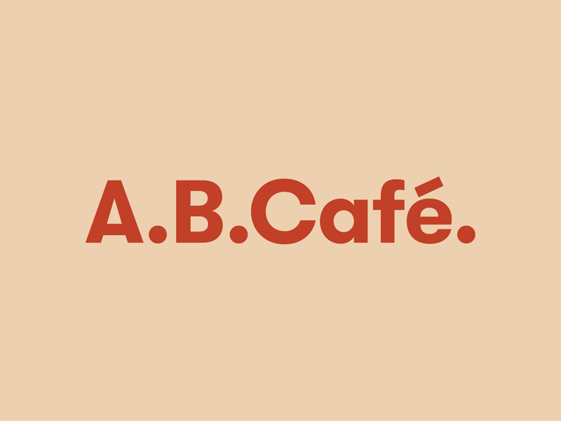AB Cafe logo